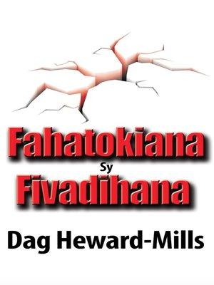 cover image of Fahatokiana sy Fivadihana