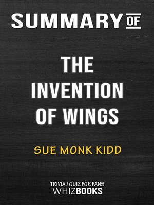 cover image of Summary of the Invention of Wings