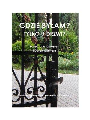 cover image of Gdzie Byłam?