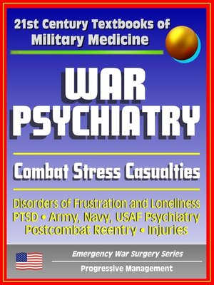 cover image of 21st Century Textbooks of Military Medicine--War Psychiatry