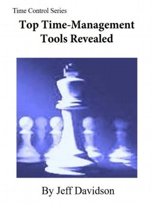 cover image of Top Time-Management Tools Revealed
