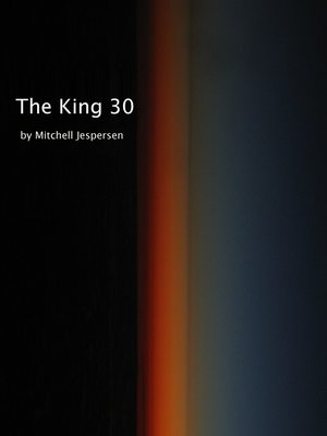 cover image of The King 30