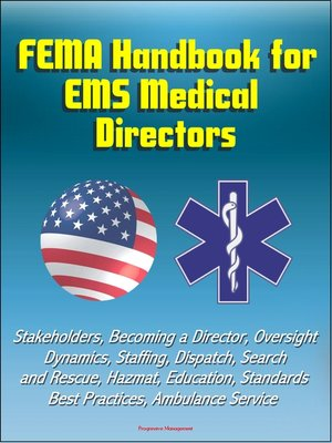 cover image of FEMA Handbook for EMS Medical Directors