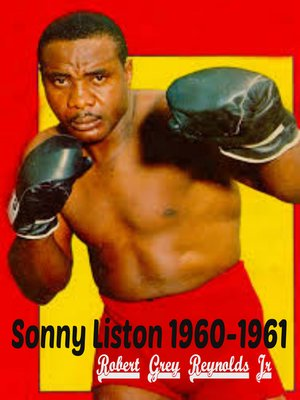 cover image of Sonny Liston 1960-1961