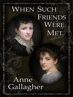 cover image of When Such Friends Were Met