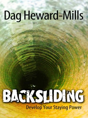 cover image of Backsliding