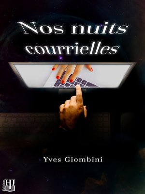 cover image of Nos nuits courrielles