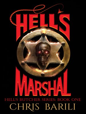 cover image of Hell's Marshal