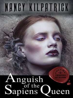 cover image of Anguish of the Sapiens Queen