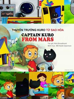 cover image of Thuyền Trưởng Kuro Từ Sao Hỏa