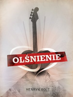 cover image of Olsnienie (Bass girl)--Polish Edition