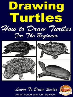 cover image of Drawing Turtles