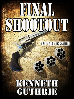 cover image of Final Shootout (Cowboys #3)