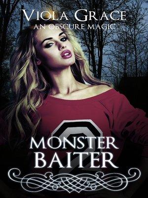 cover image of Monster Baiter