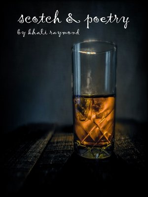cover image of Scotch & Poetry
