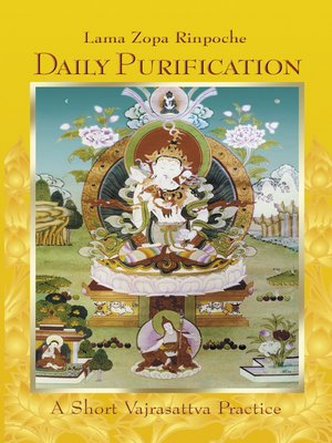 cover image of Daily Purification