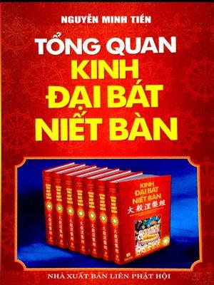 cover image of Tổng quan Kinh Đại Bát Niết-bàn