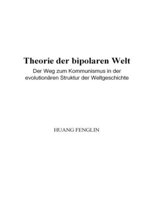 cover image of Theorie der bipolaren Welt