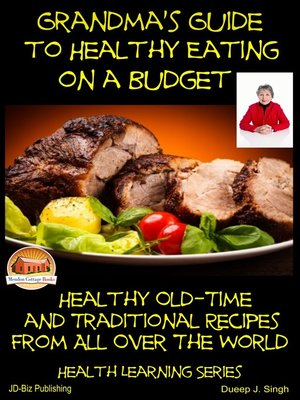 cover image of Grandma's Guide to Healthy Eating on a Budget