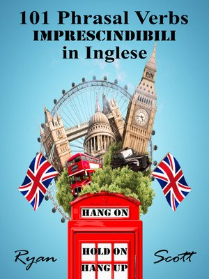cover image of 101 Phrasal Verbs imprescindibili in Inglese