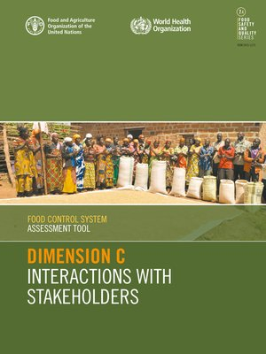 cover image of Food Control System Assessment Tool