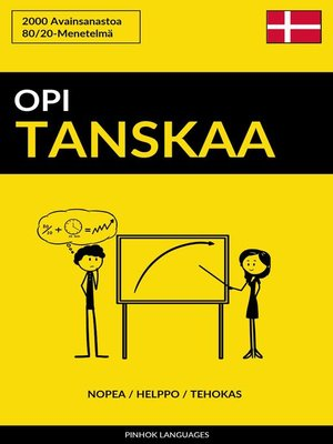 cover image of Opi Tanskaa