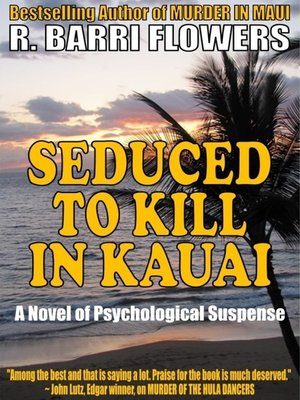 cover image of Seduced to Kill in Kauai