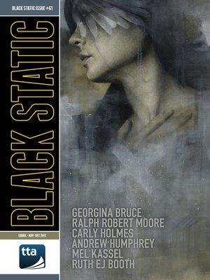 cover image of Black Static #61 (November-December 2017)