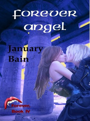 cover image of Forever Angel
