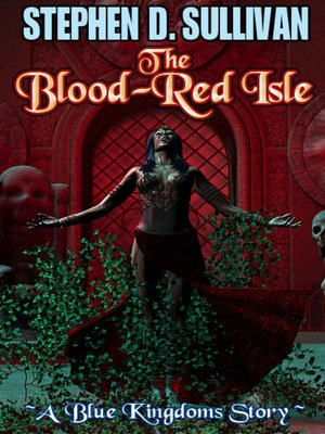 cover image of The Blood-Red Isle