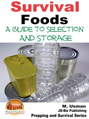 cover image of Survival Foods