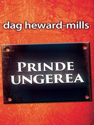 cover image of Prinde Ungerea