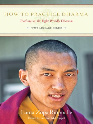 cover image of How to Practice Dharma