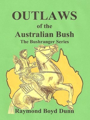 cover image of Outlaws of the Australian Bush