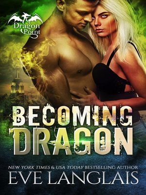 cover image of Becoming Dragon