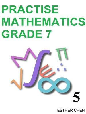cover image of Grade 7 Book 5