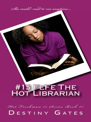 cover image of #15 FeFe the Hot Librarian