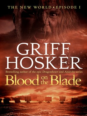 cover image of Blood on the Blade