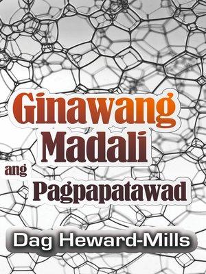 cover image of Ginawang Madali ang Pagpapatawad