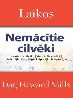 cover image of Laikos (Nemācītie cilvēki)