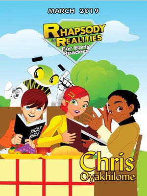 cover image of Rhapsody of Realities for Early Readers
