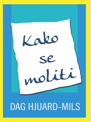 cover image of Kako Se Moliti