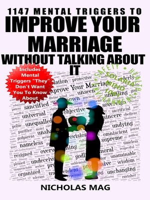 cover image of 1147 Mental Triggers to Improve Your Marriage Without Talking About It