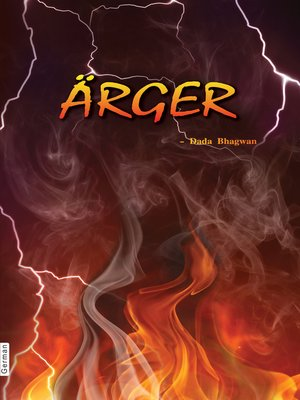cover image of Anger (In German)