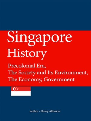 cover image of Singapore History