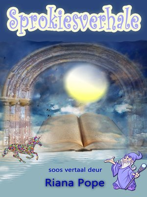 cover image of Sprokiesverhale