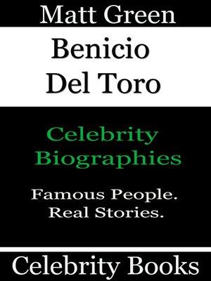 cover image of Benicio Del Toro