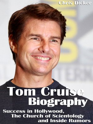 cover image of Tom Cruise Biography