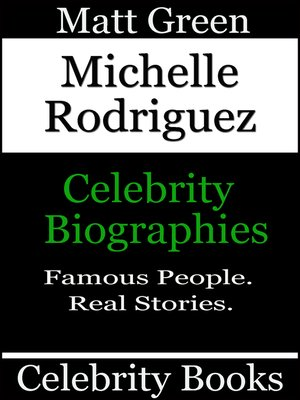 cover image of Michelle Rodriguez