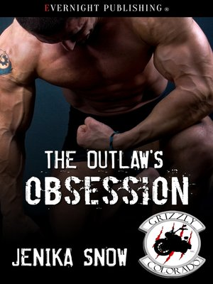 cover image of The Outlaw's Obsession